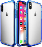 iPhone X case, Shock-Absorption Bumper and Anti-Scratch Slim Case