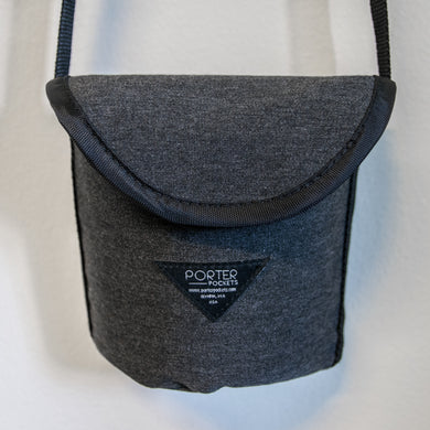 *Porter Pockets™ - Slate Gray