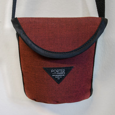 *Porter Pockets™ - Garnet Red