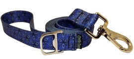 Leash - Ecoweave - Blue Tri