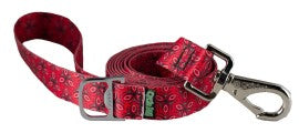 Leash - Ecoweave - Red Tri