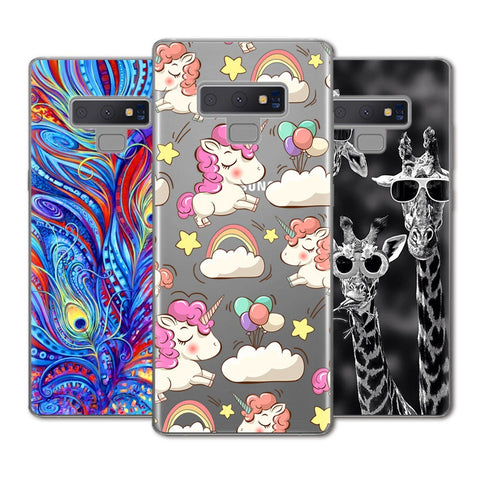 Samsung Note 9 One Plus 5T 6 Phone Case 19 Styles