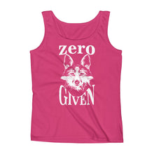 Zero Fox Given Tank Top