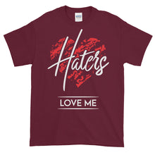 haters tee shirt