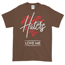 haters luv me shirt