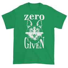 Zero Fox Given Short sleeve t-shirt