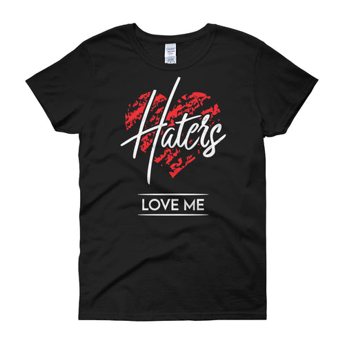haters tee