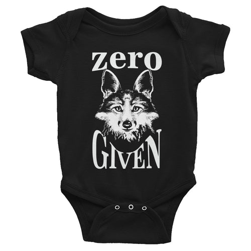 Zero Fox Given Infant Bodysuit