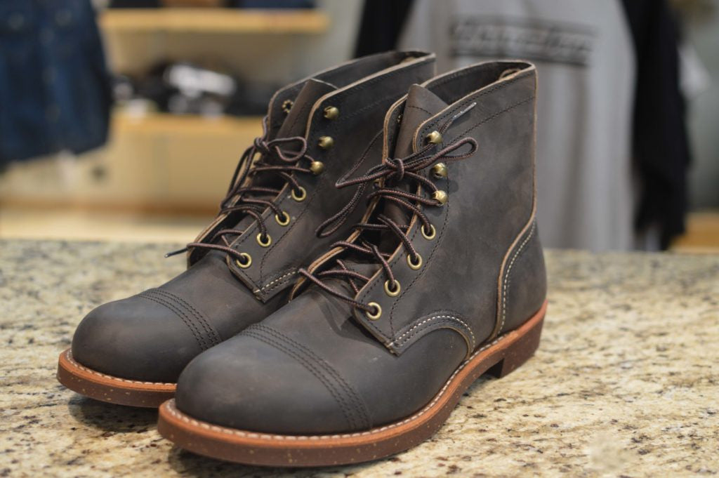 Limited Edition - Iron Rangers 4584