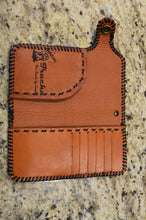 "Leather ""Hemet"" Wallet"