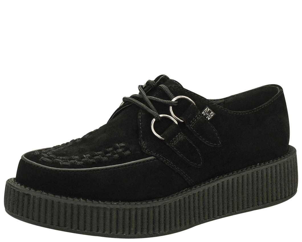 TUK Suede Low Round Creeper