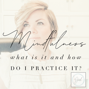 Mindfulness - What is it and how do I practice it?