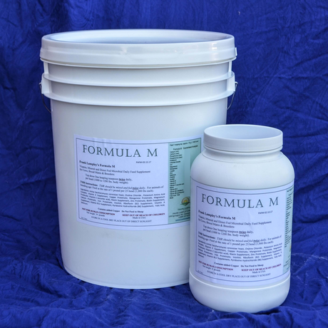 Formula M - Frank Lampley's Horse & Cow Products