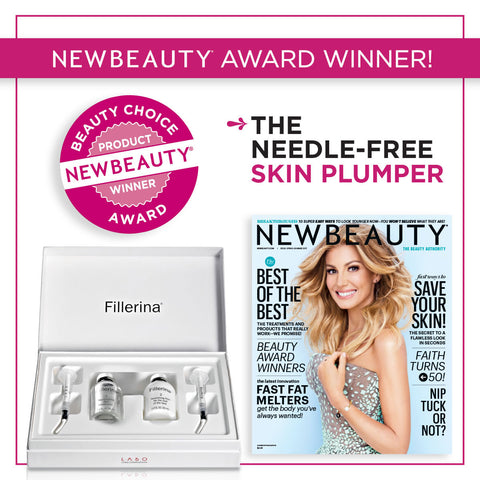 Award winner in NewBeauty