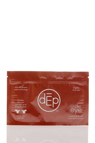 dEp Patch Under Eye Foil Pouch, Single