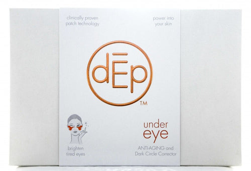 dEp Patch Under Eye Deluxe Box Kit
