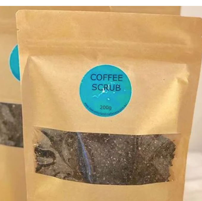 Coffee Scrub - Value Pack Artisan