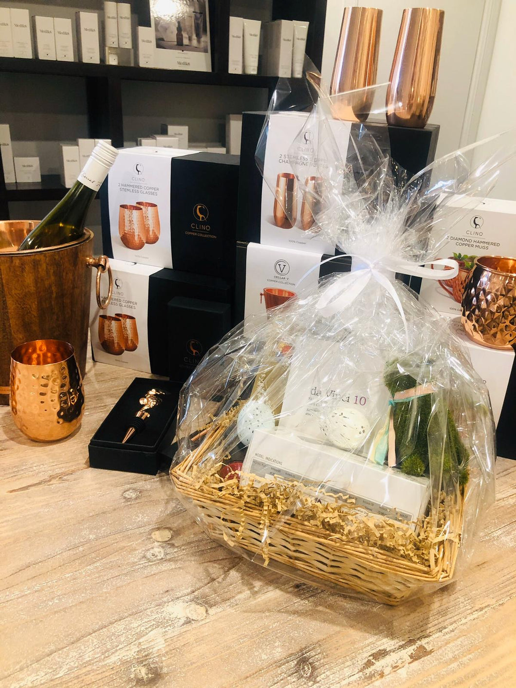 Mothers Day Gift Basket - Small