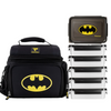 PERFORMA: MATRIX Meal Cooler Bag: DC Collection - 6 Meal, Batman