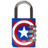 PERFORMA: Premium Combination Lock: Marvel Collection