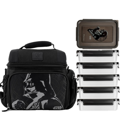 6 Meal Cooler Bag: Star Wars Collection: