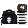 PERFORMA: MATRIX Meal Cooler Bag: Marvel Collection - 6 Meal, Punisher