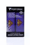 PERFORMA: Padded Lifiting Straps: DC Collection