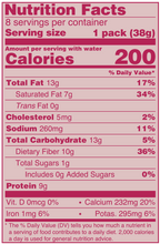 Chocolate Milk Shake Carton<br>(8 sachets x 1.34oz / 38g)