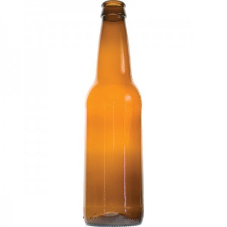 12 oz. Amber Beer Bottles