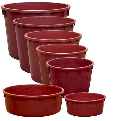 Plastic Tubs and Accessories