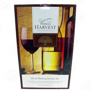 Vintner's Harvest Wine Making Equipment Starter Kit