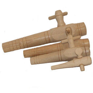 Hungarian Oak Barrel Spigot 8.5
