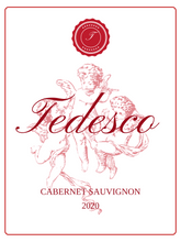 Red Cherub Custom Wine Label