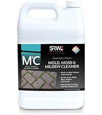 Specialty Cleaners, Mold, Moss, & Mildew Cleaner
