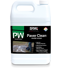 General Cleaners, Paver Wash