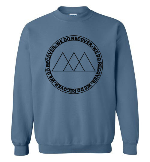 We Do Recover Crewneck