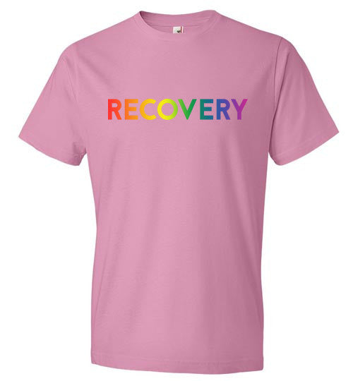 Recovery Pride T-Shirt
