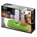 Dispensador Agua Y Plato Comida Animales Fine Pet - multistorechile.cl