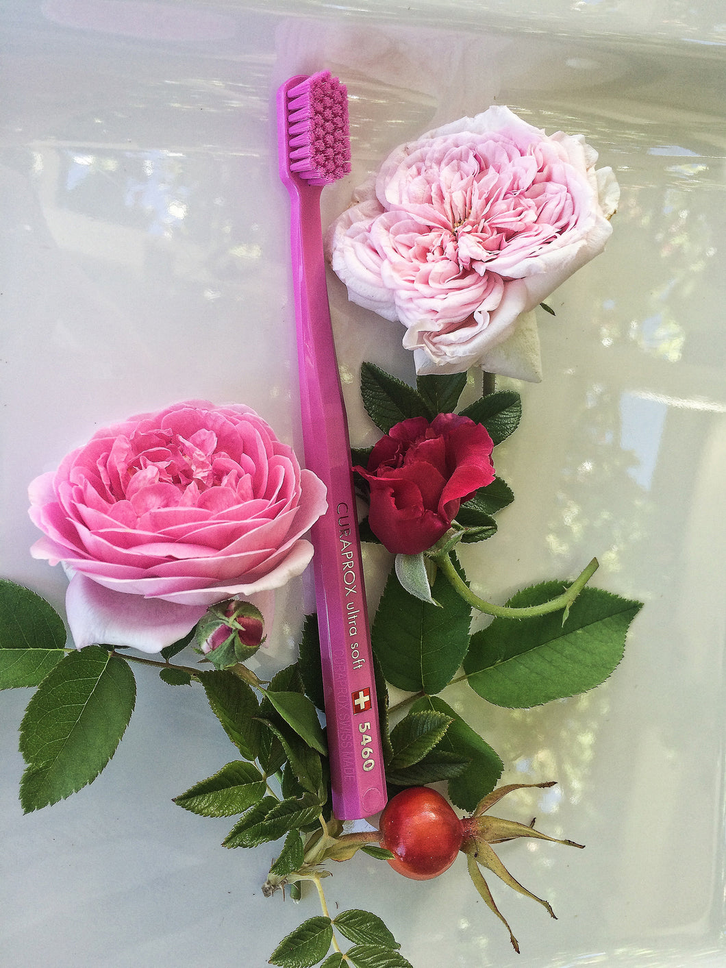 Curaprox 5460 Toothbrush Beautiful Rose Pink