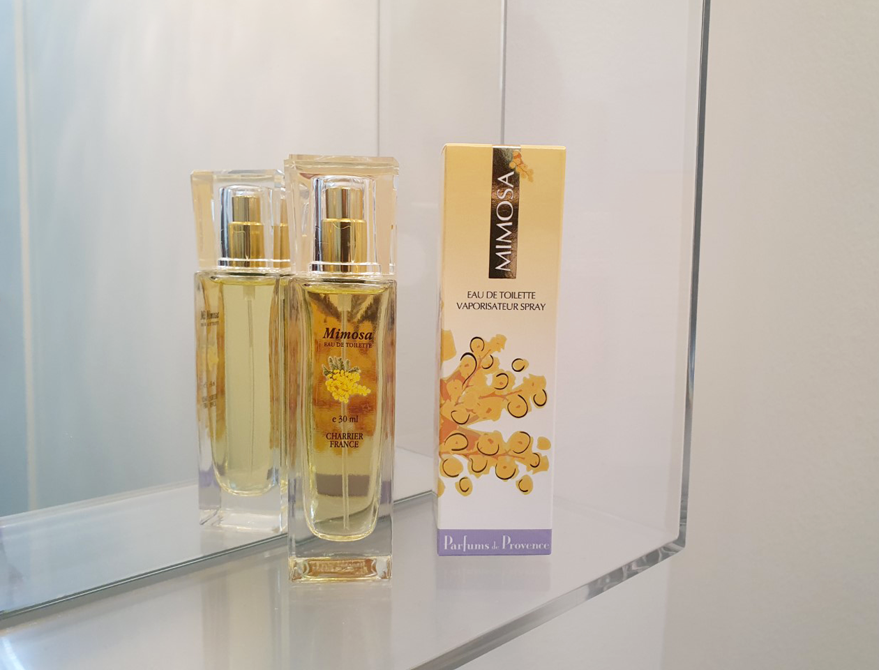 Mimosa - A Champagne of Scent - EDT 30ml