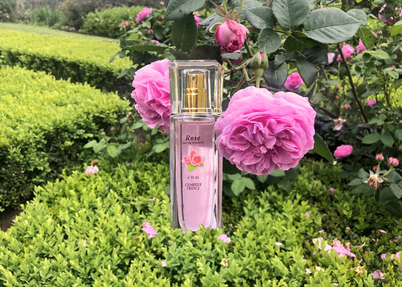 Rose - A Coveted Scent of Happiness - EDT 30ml