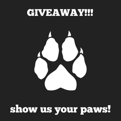 show us your paws🐾 Father's Day campaign