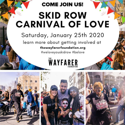 Skid Row Carnival of Love 2020 Event