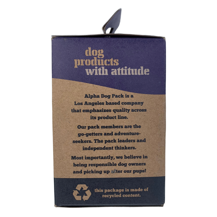 Compostable Dog Poop Bag Subscription