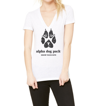 Alpha Dog Pack Women's T-shirts - Alpha Dog Pack