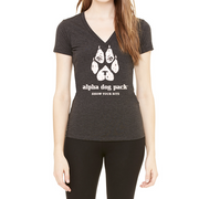 Alpha Dog Pack Women's T-shirts