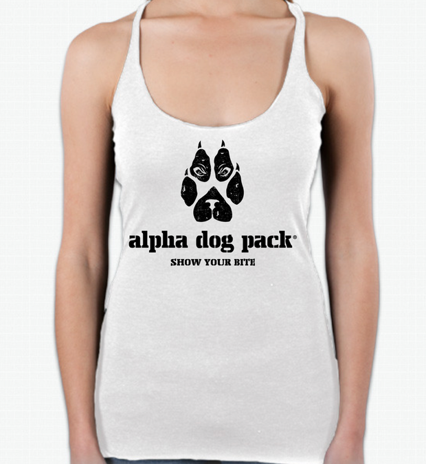 Alpha Dog Pack Women's Tank Tops - Alpha Dog Pack