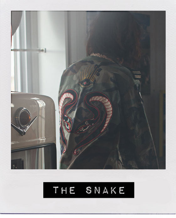 IN THE ARCHIVES / THE SNAKE