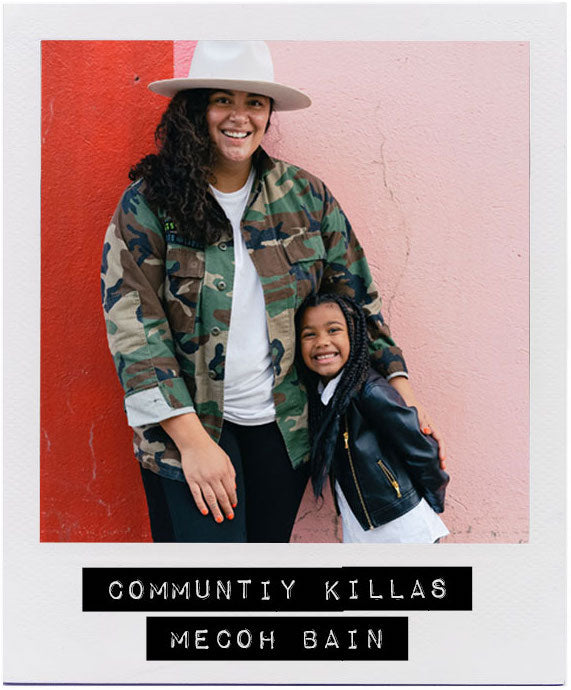 COMMUNITY KILLAS - MECOH BAIN