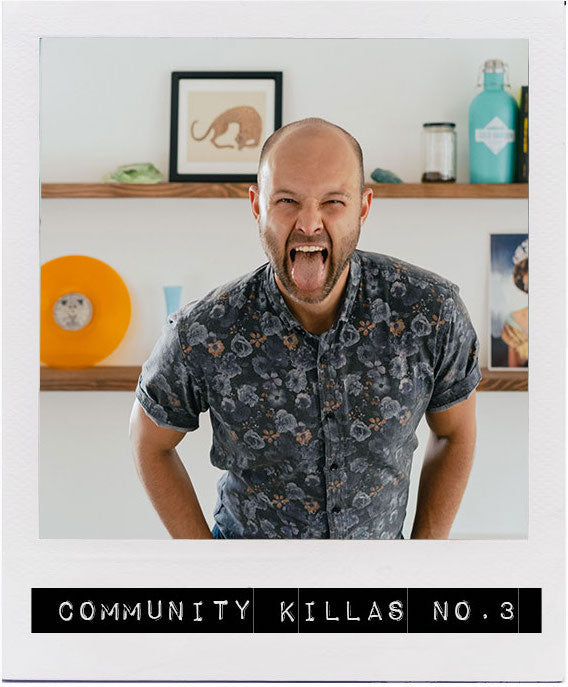 COMMUNITY KILLAS NO.3